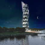 Spear Tower Hotel Concept by Vuk Djordjevic and Milica Stankovic