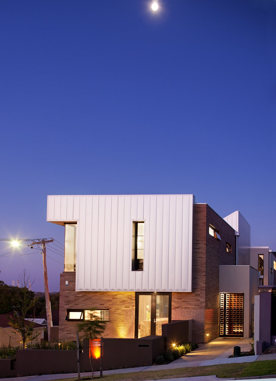 South Perth Home by Matthews McDonald Architects